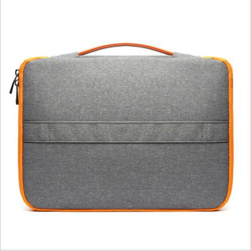 Briefcase Office Notebook Laptop Sleeve Carry Bag Handbag Fo