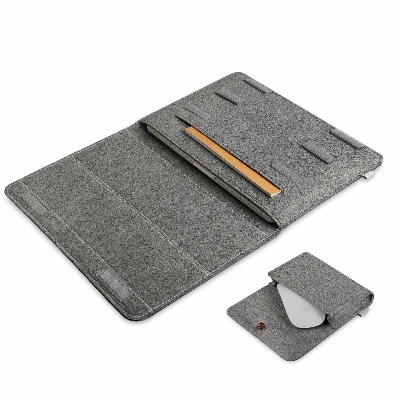 """Inateck 13"""" Sleeve Tablet Bag with Stand Function For Macbook"""