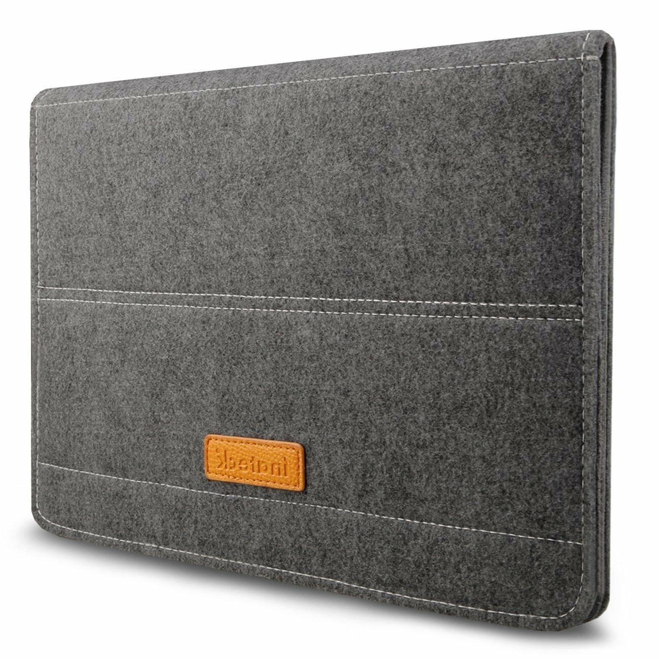 """Inateck 13"""" Laptop Sleeve Tablet Bag with Stand Function For"""