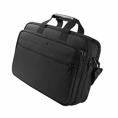 KROSER Laptop Bag Briefcase Fits Up to 16 Inch Water-Repelle