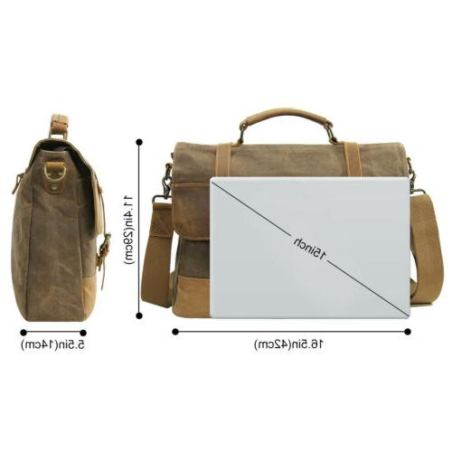 "Lifewit 14"" Messenger Bag Shoulder"
