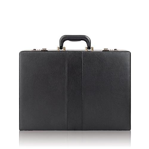 Solo Grand Central Attaché, Hard-sided with Combination Loc