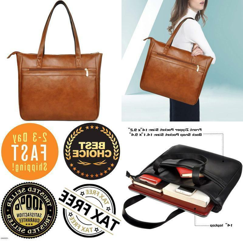 Tote Laptop Bag Women 15 6 Inch Computer Work High Quality S