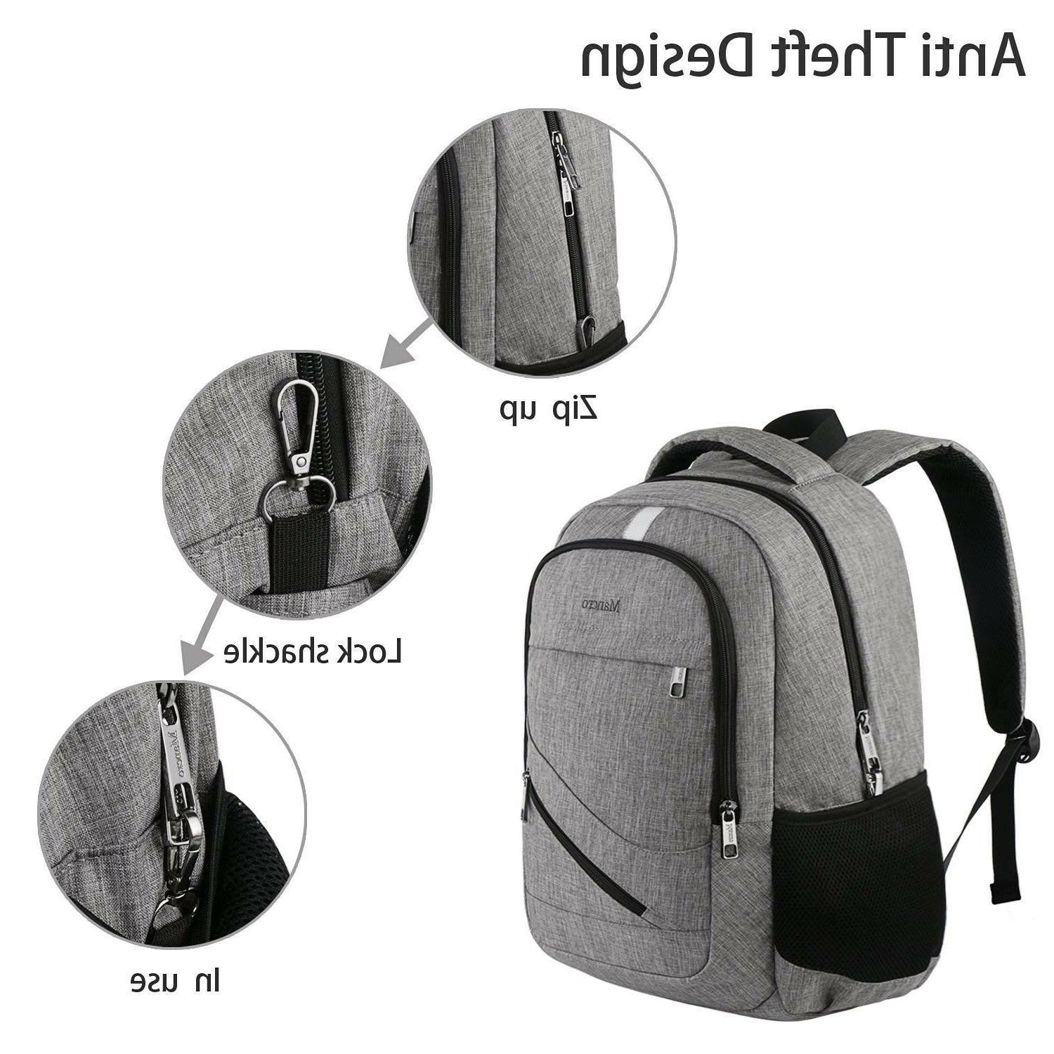 Anti Durable School Bag with C