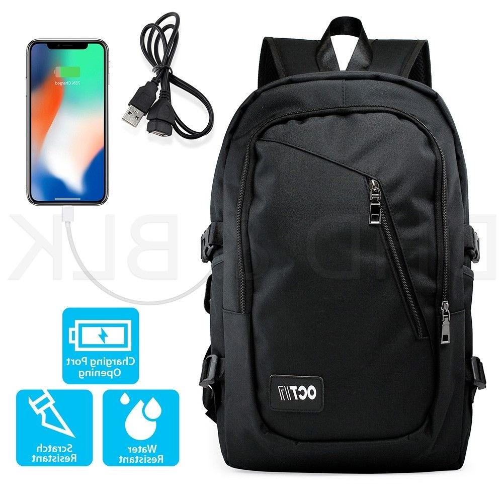 Anti-theft Charging Backpack Travel School
