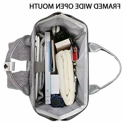 Backpack Inch Backpack With USB Port,Mancro