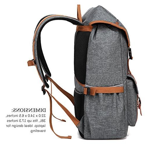 Travel Inches Outdoor Rucksack Hiking School Daypack Multi-functional Bag For/Men/Women/College