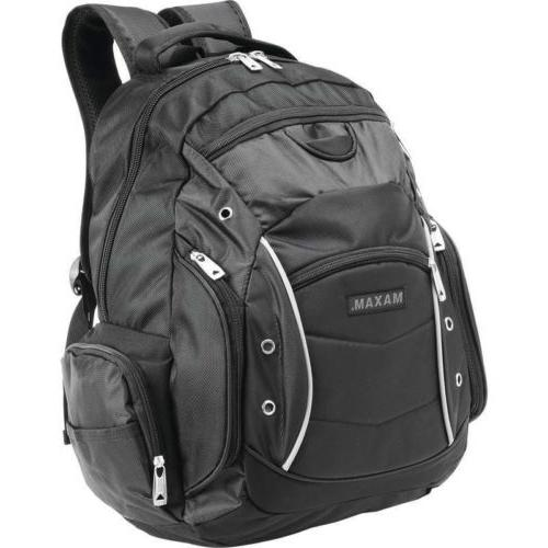 black business backpack bag computer