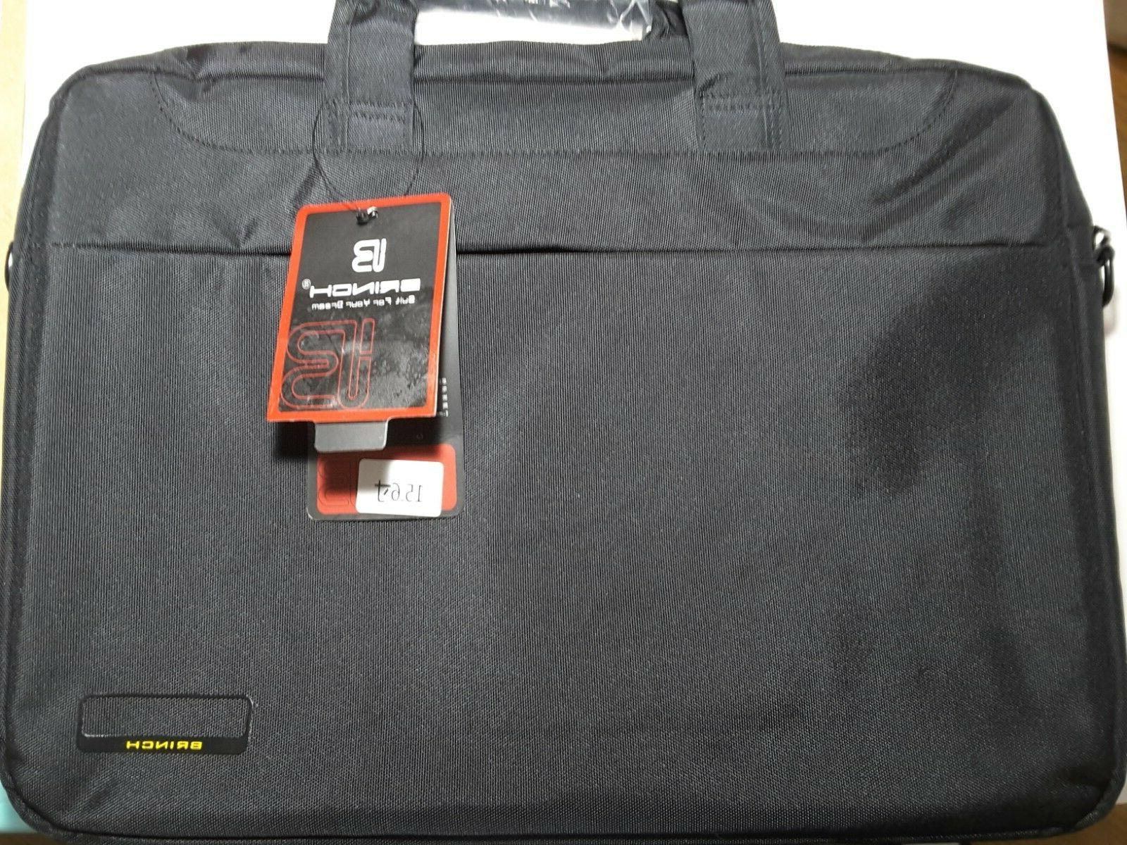 black computer laptop bag 15 6