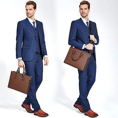 Briefcases Lawyers Shoulder Laptop Business Bags For