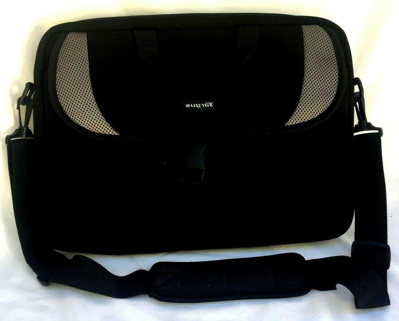 classic clamshell laptop bag case fits 12