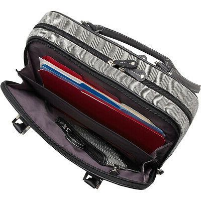 Mobile Laptop Tote - Women's Business NEW