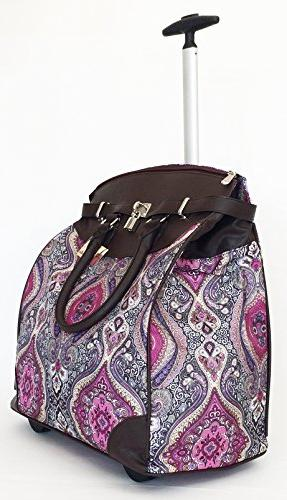 computer laptop rolling bag 2