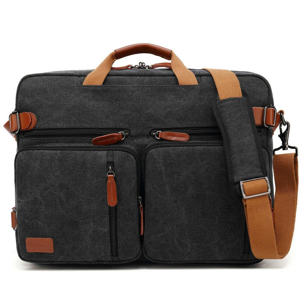 """CoolBELL Convertible 15.6"""" Laptop Backpack"""
