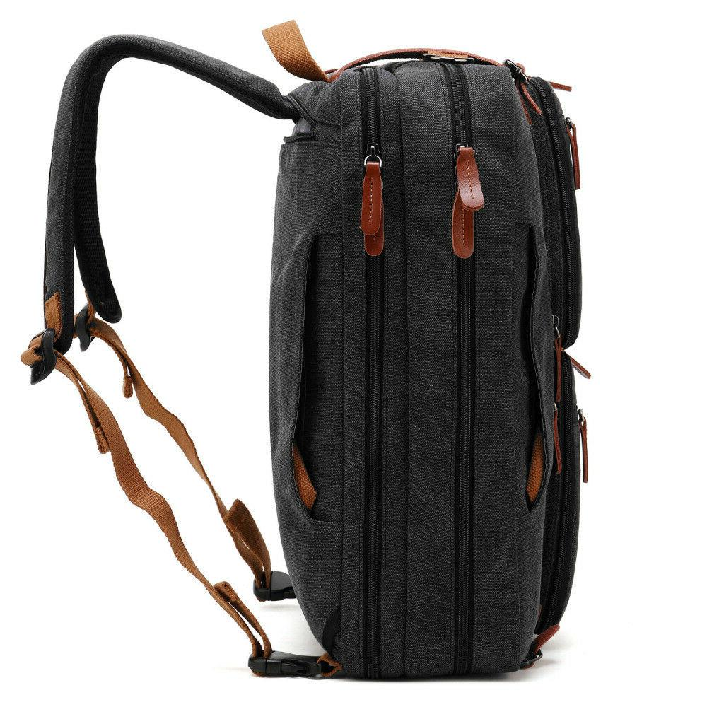 """CoolBELL Convertible 15.6"""" Backpack Business Case"""