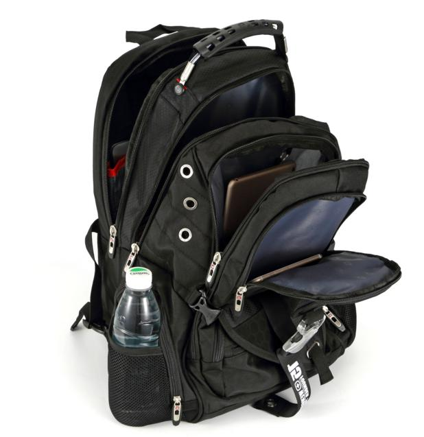 """Fashion 15.6"""" Gear Travel Bags hiking backpack"""