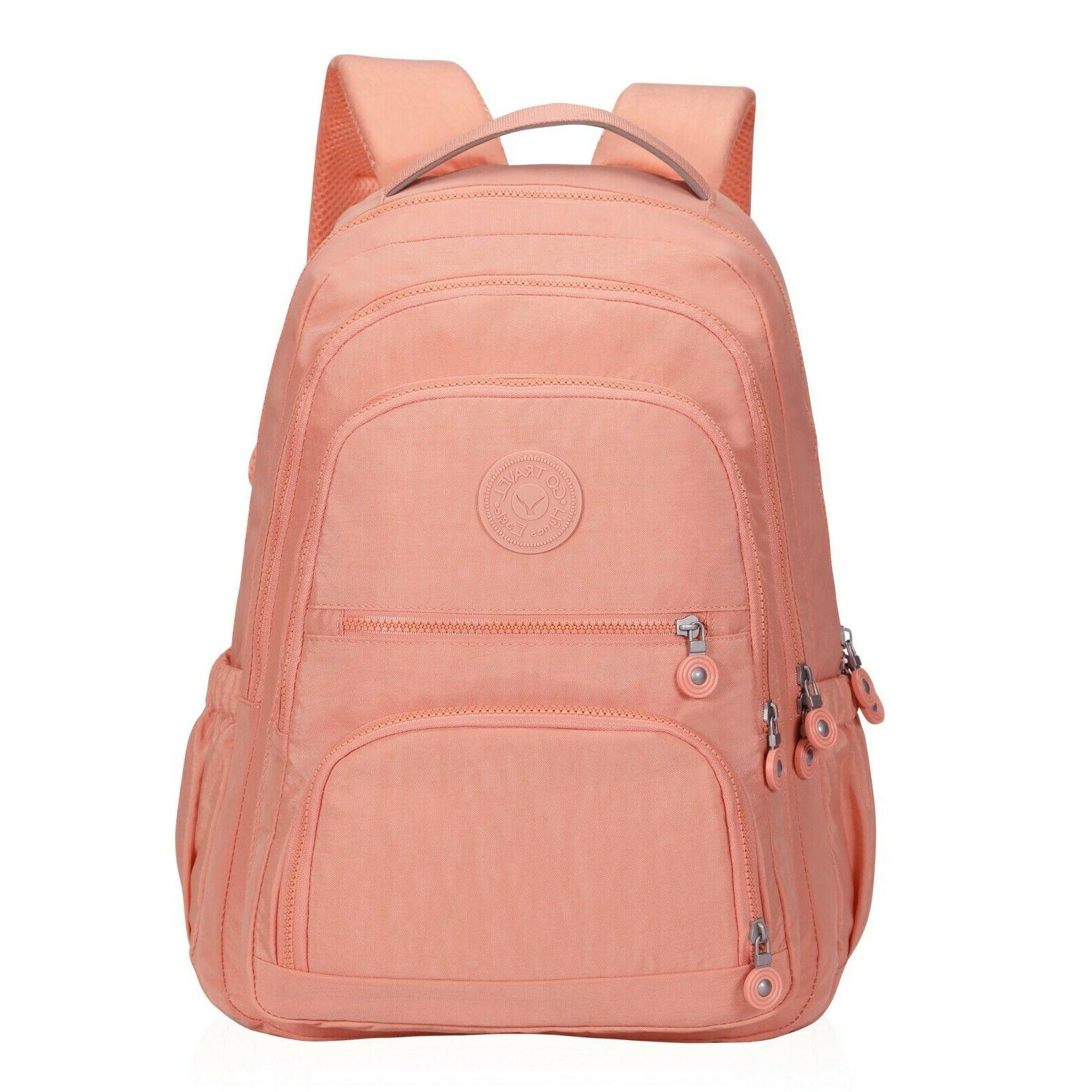 Fashion School Backpack Student Casual Daypack Laptop Backpa