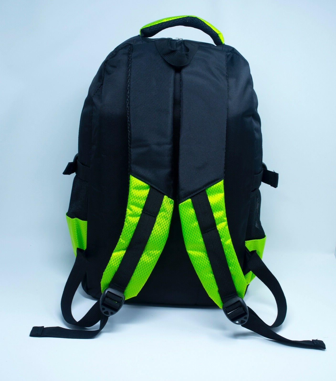 Fashion Sports School Backpack Laptop Outdoor