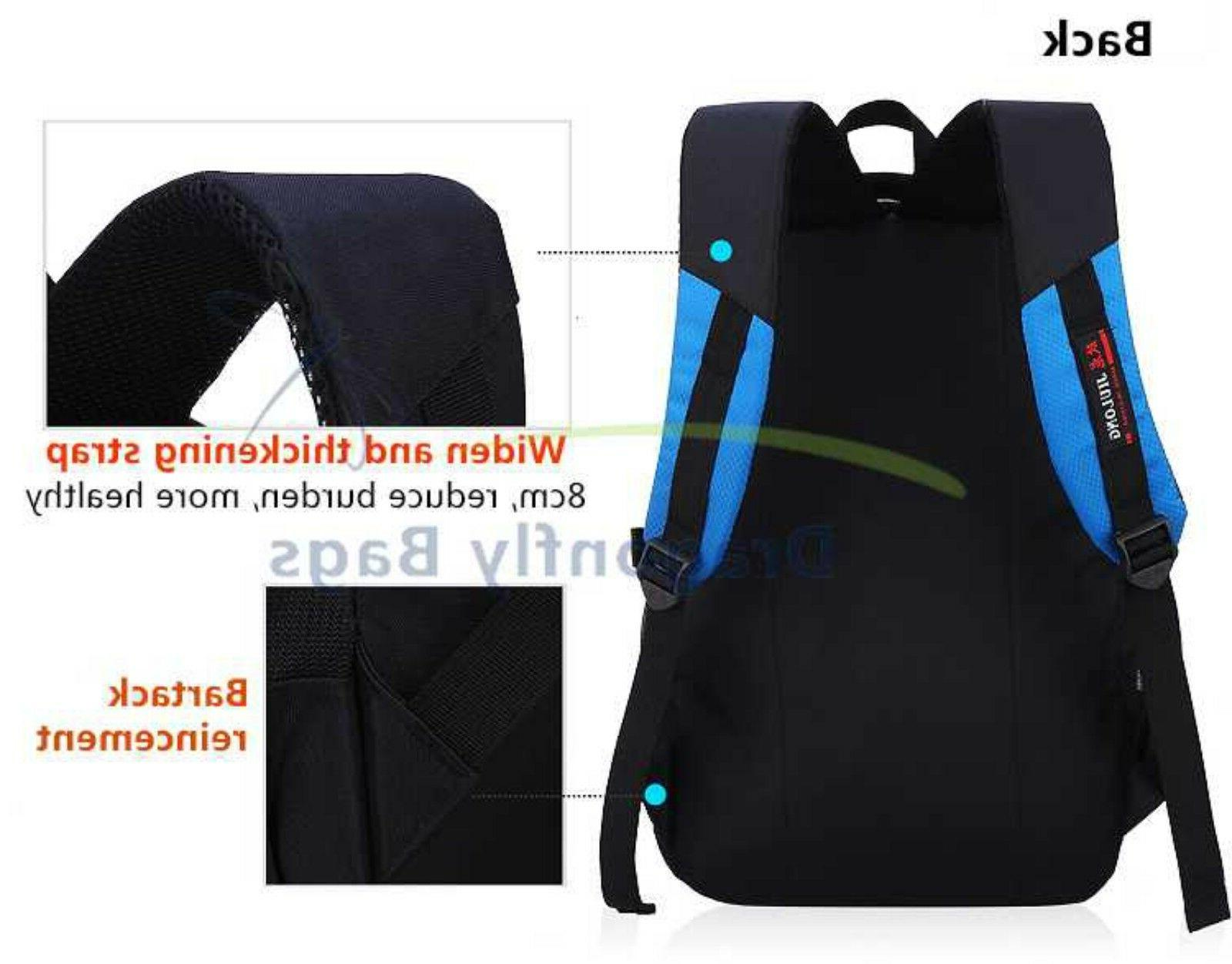 Fashion Sports Backpack Bag Waterproof Outdoor