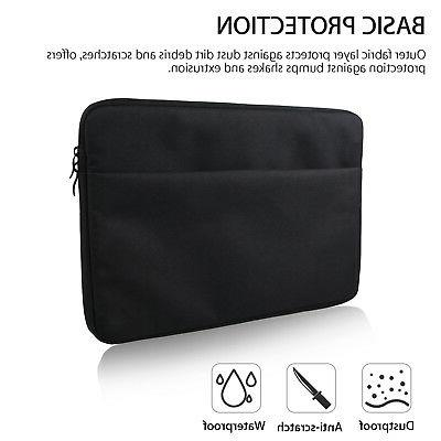 """15""""-15.6"""" Inch Sleeve Case Bags Cover for HP Dell Lenovo Acer"""
