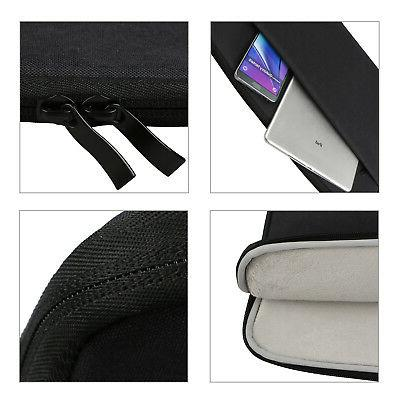 """15""""-15.6"""" Inch Soft Sleeve Case Cover HP Dell Lenovo"""