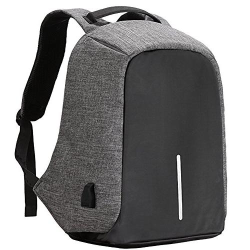 laptop anti theft backpack
