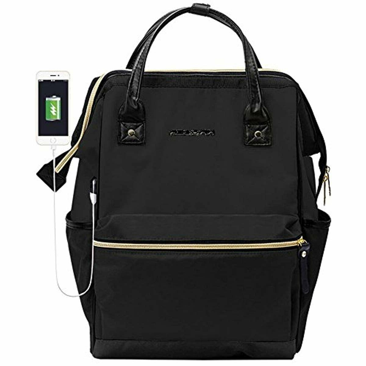laptop backpack 15 6 inch bag casual