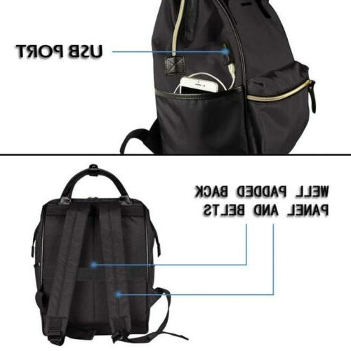 KROSER Backpack 15.6 Inch Computer Casual Daypack Bag...