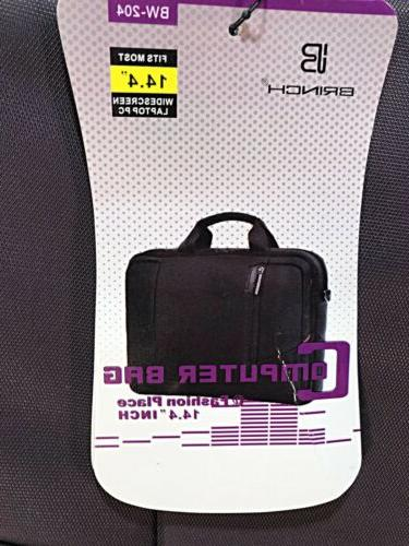 Laptop Bag Inch BRINCH Fabric Laptop Messenger