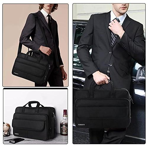 Mens Laptop Capacity Computer Women Fabric Resistant Case For HP 15.6 in