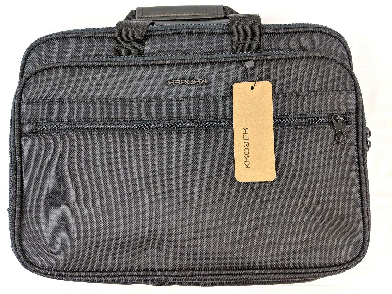 laptop bag laptop briefcase fits up to