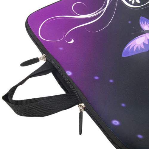 """Laptop Tablet Case Cover 10"""" 12.3"""" 15.6"""" HP Dell"""