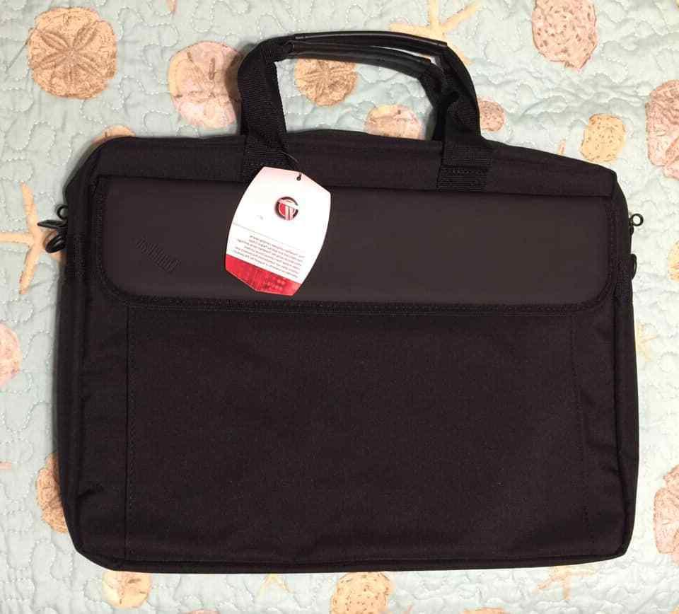 laptop thinkpad tablet bag soft side two