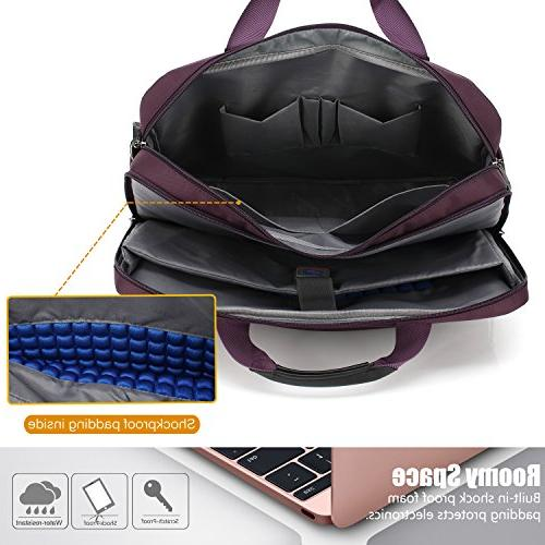 CoolBELL 17.3 Briefcase Protective Messenger / /