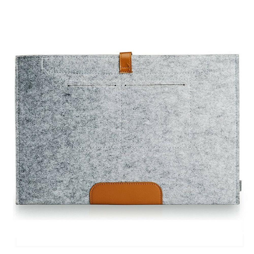 Laptop Sleeve Bag Pouch Cover Air Pro Retina 13 15NoteBook