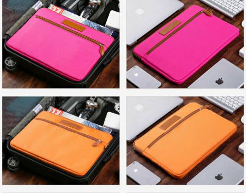 Laptop Sleeve For 12 14 MacBook Pro Surface HP