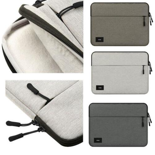 "Laptop Cover Soft Bag Pouch For 2018 13"" 11"""