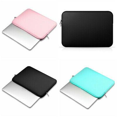 Laptop Notebook Sleeve Soft Case Bag For MacBook Air/Pro 11""