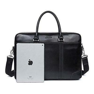 BOSTANTEN Leather Business Bags for