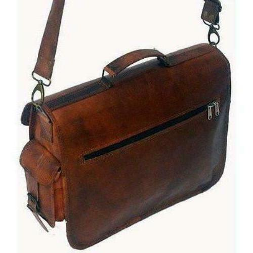 leather messenger leather briefcase bag men