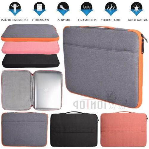 "Laptop Cover Soft Bag For 2018 13"" 15"""