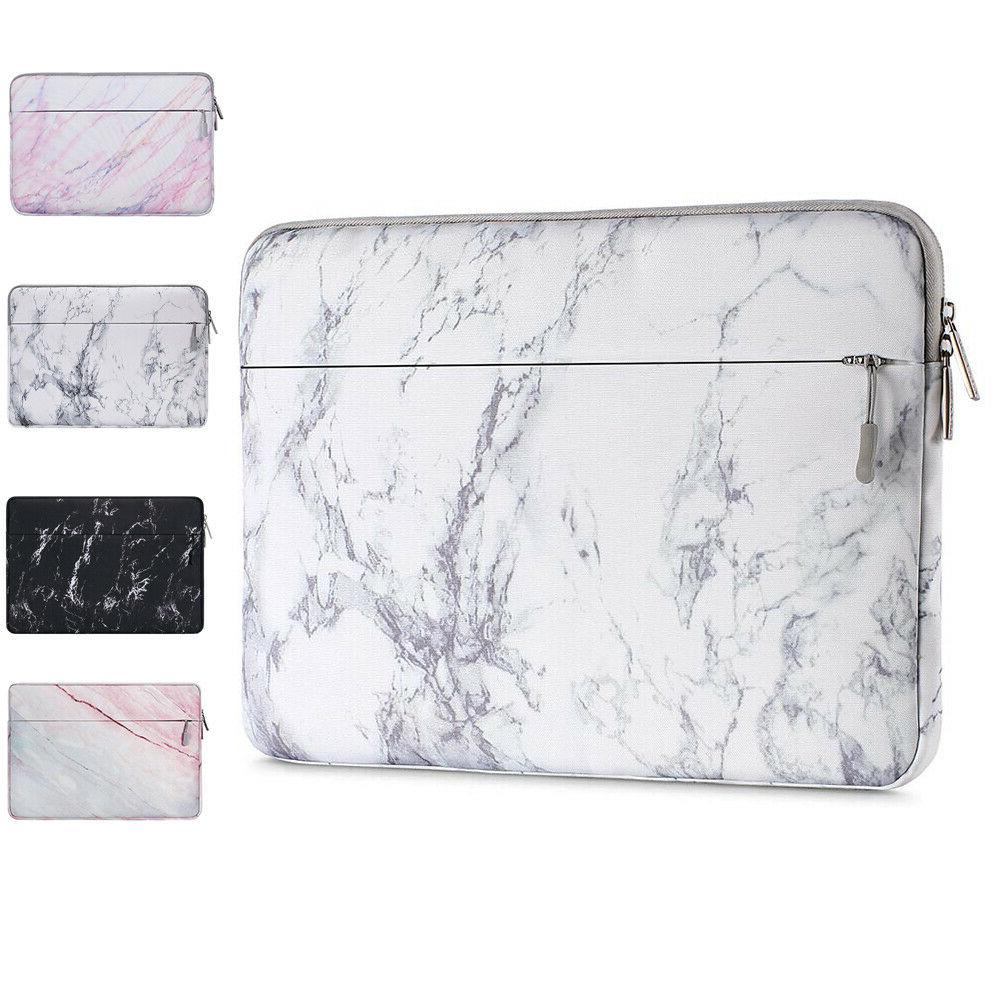 marble laptop sleeve bag for macbook pro