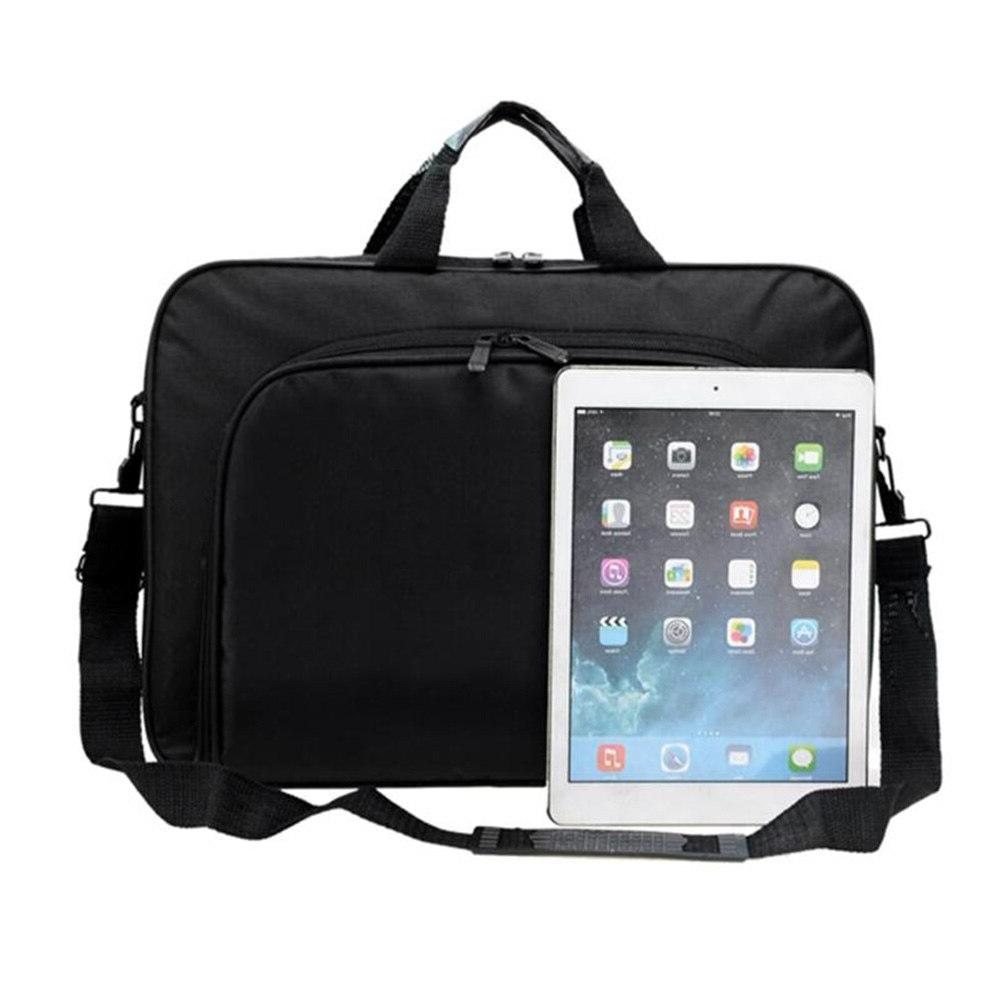 Men Business Computer <font><b>Bag</b></font> Portable Zipper Waterproof Simple