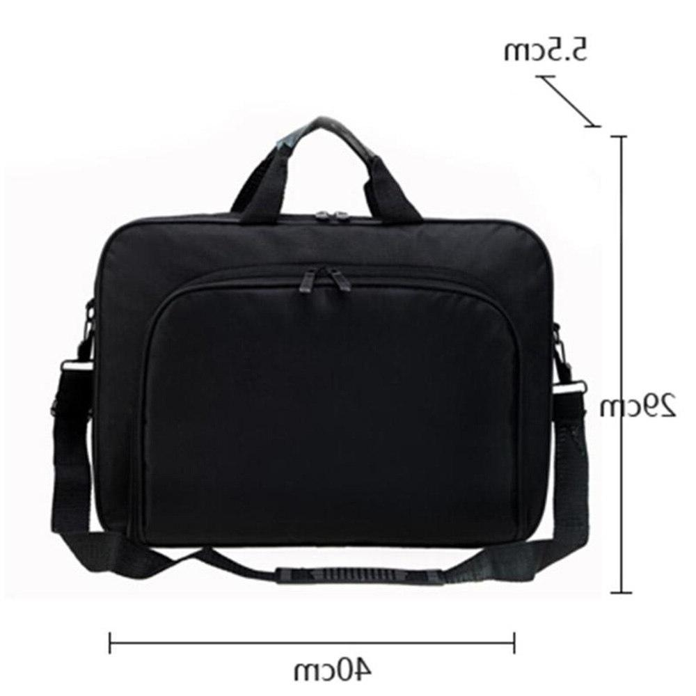 Men Computer Men <font><b>Laptop</b></font> Shoulder <font><b>Bag</b></font> Portable Waterproof Simple