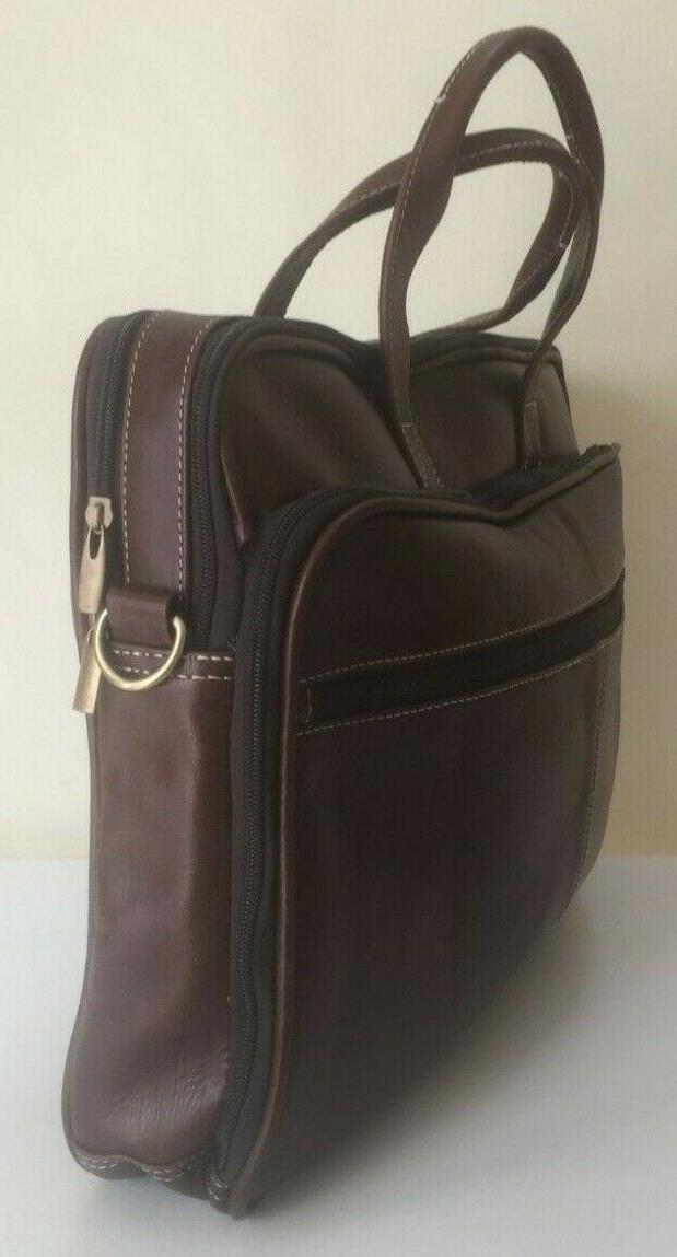 Men's Luxury Laptop Messenger