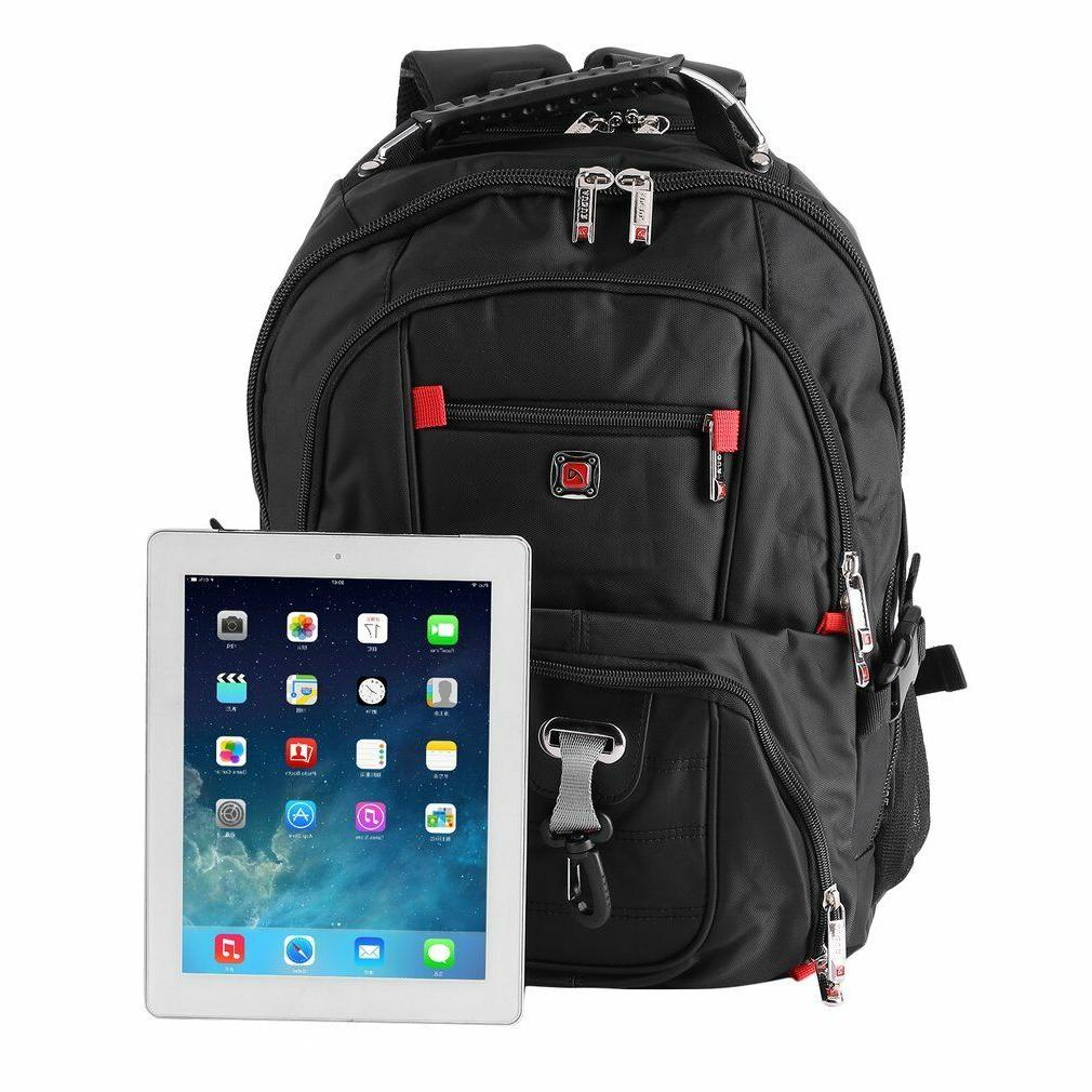 Men's Notebook Laptop Backpack Travel