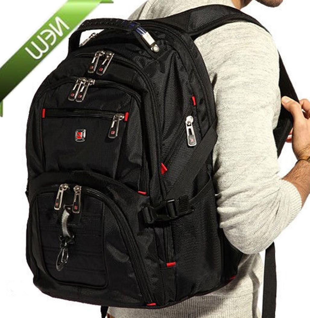 men s rucksack notebook 15 6 laptop