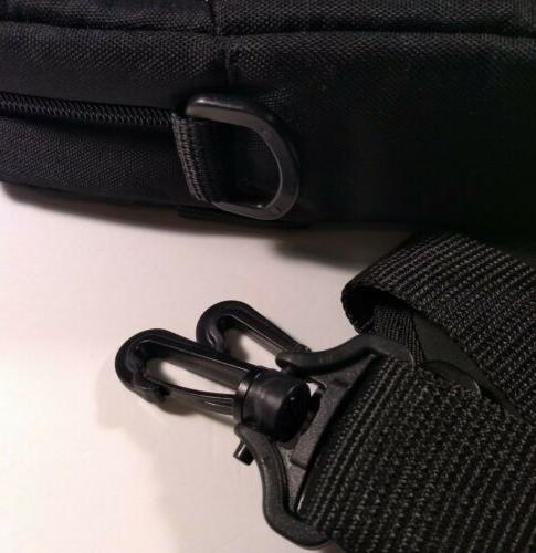 New AmazonBasics and Case With Shoulder Messenger