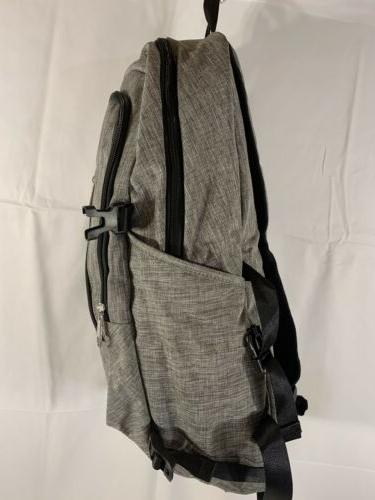 Mancro Water Laptop Backpack Secure Charger