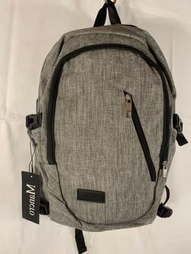 new water resistant laptop 17in backpack